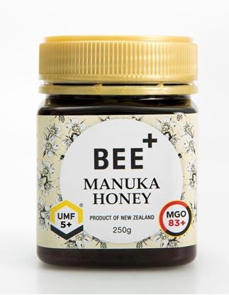 Picture of BEE+ Manuka Honey UMF 5+  (250g)