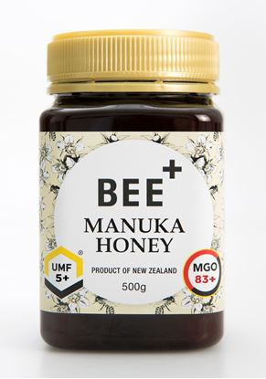 Picture of BEE+ Manuka Honey UMF 5+ (500g)